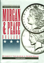 Morgan and peace dollars